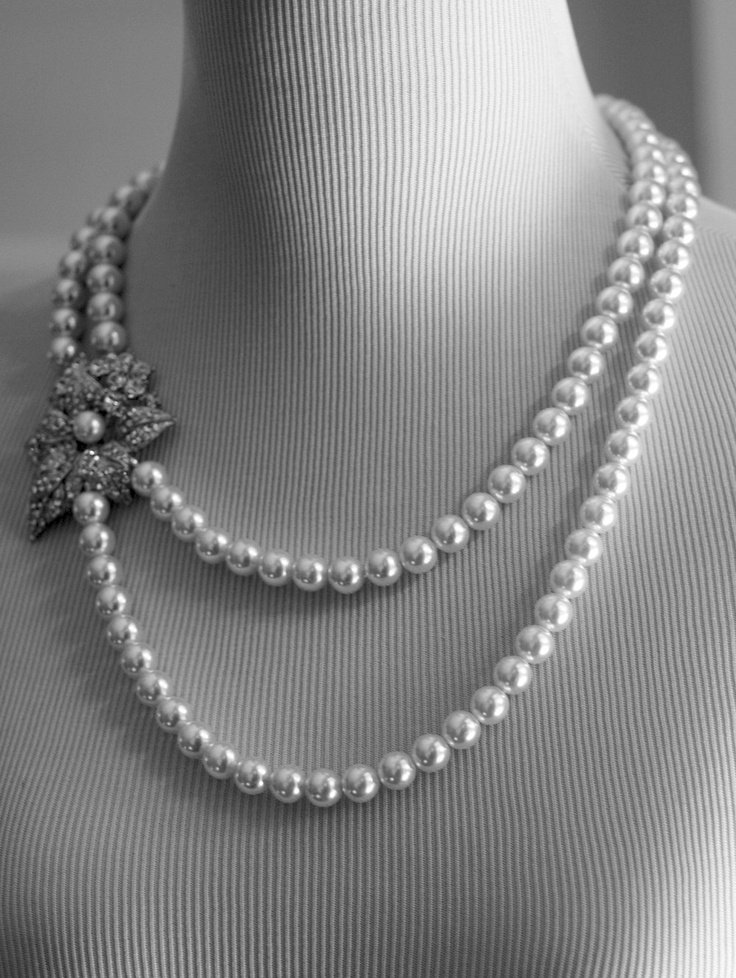 Di-VINE Vintage Inspired Evening or Bridal Bridesmaid Jewelry for your Vineyard Wedding. $68.00, via Etsy.