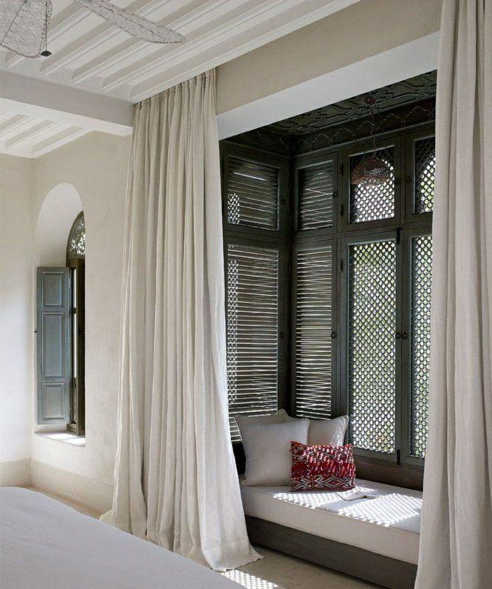 les 25 meilleures id es concernant chambre orientale sur. Black Bedroom Furniture Sets. Home Design Ideas