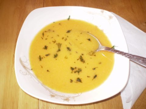 crema de legume cu pui   Dieta Dukan