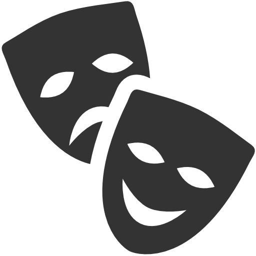 Картинки по запросу театральная маска пнг
