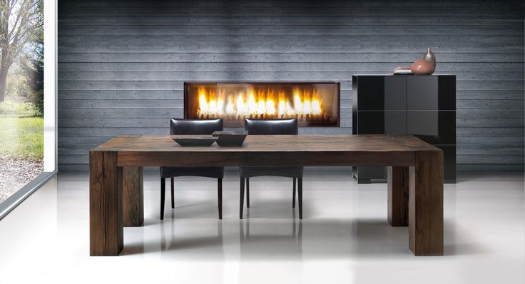 OLIVER B GROUP Fireplace / Wood
