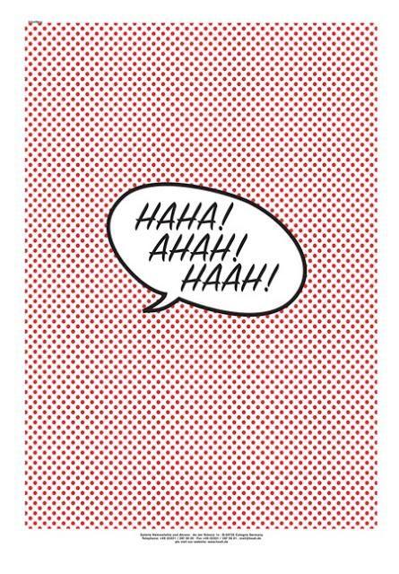 Laugh it up! #lol