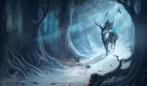Coldhands by EvaMariaToker #FantasyArt #ファンタジーアート #Fantasie kunst #Фэнтези искусство #art d'imaginaire #arte de la fantasía ?? - https://wp.me/p7Gh1Z-2F0 #kunst #art #arte #sztuka #ਕਲਾ #konst #τέχνη #アート