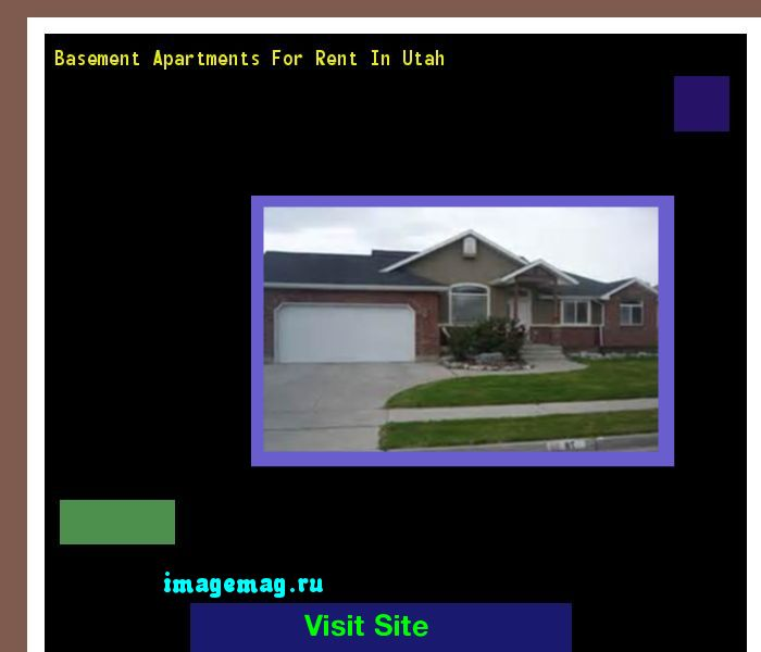 Basement Apartments For Rent In Utah 191606 - The Best Image Search