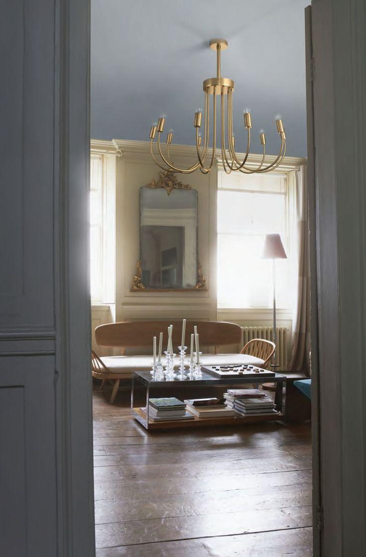 Żyrandol ARANA to luksusowy dodatek do klasycznych wnętrz. #HESMO #arana #lampa