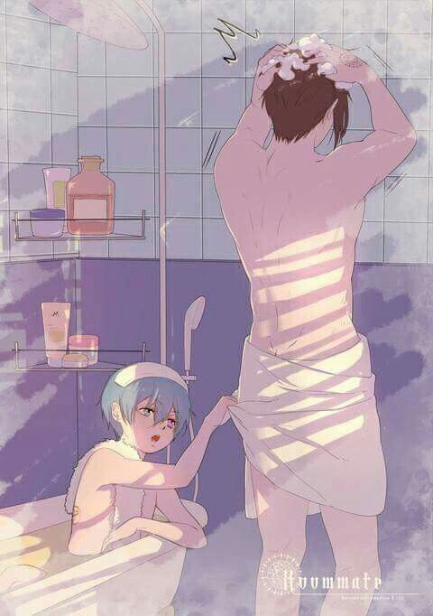 Ciel and Sebastian    kuroshitsuji / #anime