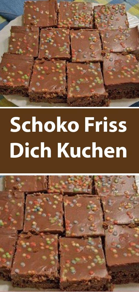 Chocolate Come tu pastel   – Einfache Rezepte