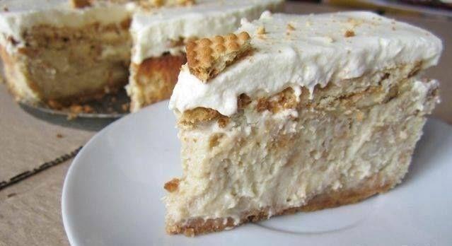 Banana Pudding Cheesecake ~ Recipe of today