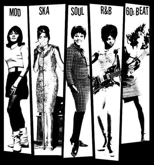 Mod Ska Soul R 60's Beat