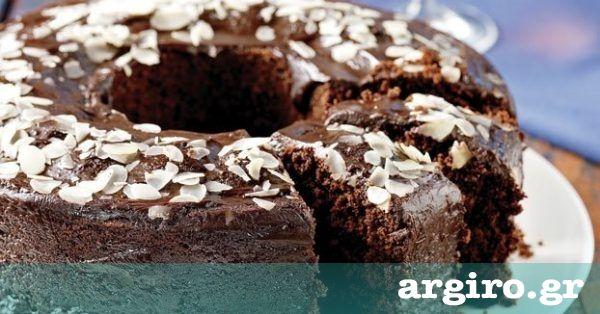 Eύκολο κέικ με κακάο από την Αργυρώ Μπαρμπαρίγου | Ίσως το πιο εύκολο και το πιο νόστιμο κέικ κακάο που έχετε φτιάξει ποτέ. Απλά τέλειο μέσα σε 5 λεπτά!
