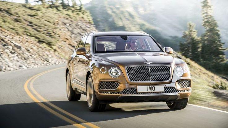 Bentley Bentayga newest fiture