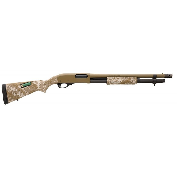 Remington 870 Desert Recon