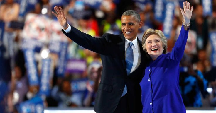 Americans Admired Obama and Hillary Most in 2016, Poll Finds