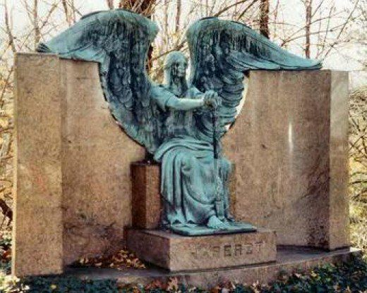 Angel Statues: Meaning and Art