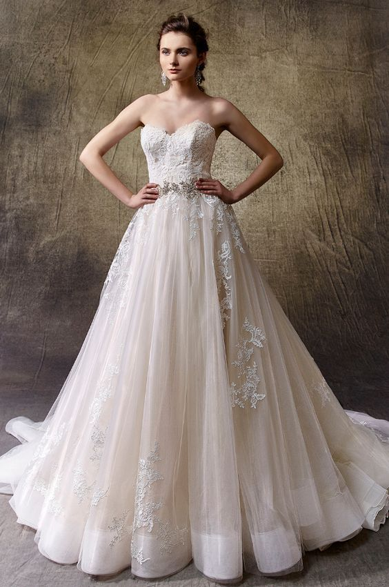 Enzoani Wedding Dress Inspiration