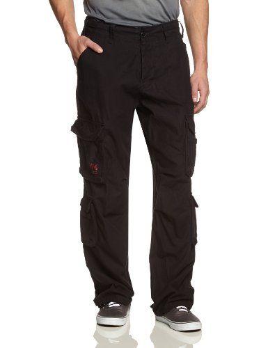 Surplus – pantalon – Cargo Homme: Surplus Airborne Homme Pantalon De Combat – Ein Must Have pour tous Fans de Vintage Pantalon Cargo Soule…