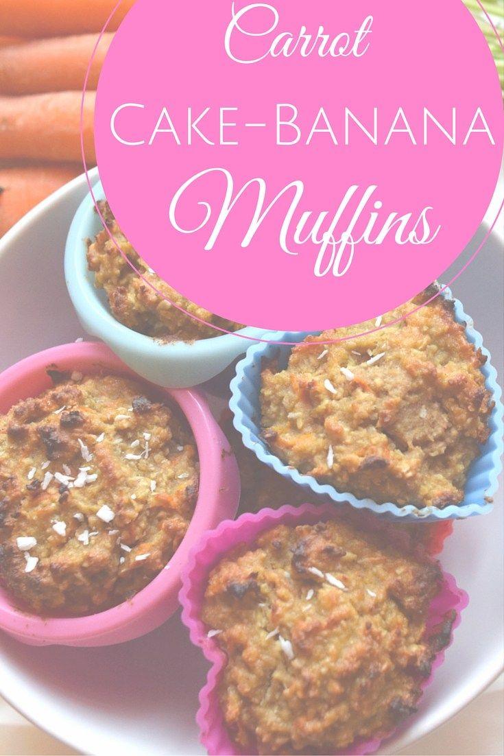 karottenkuchen bananen muffins beste foodstories blogger. Black Bedroom Furniture Sets. Home Design Ideas