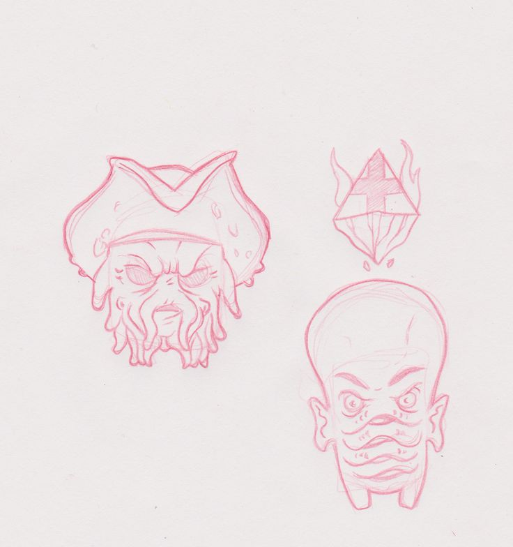 character designs.