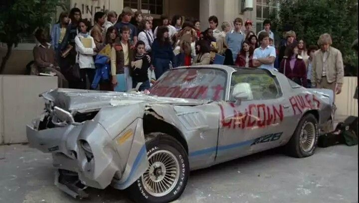Jeff Spicoli S Fix It Job On Charles Jefferson S Car Fast