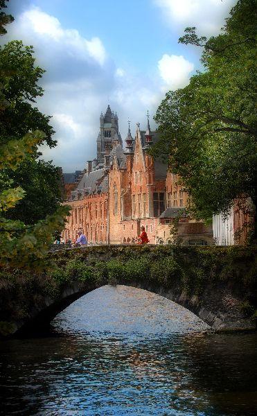 Brugge (© Jan Darthet - VVV Brugge) | Fotos | B Number 11 | Luxe Gastenkamer Brugge Belgium
