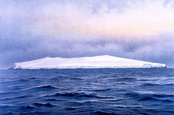 This is the most remote island in the world. Norway's uninhabited Bouvet Island in the South Atlantic Ocean is basically an inactive volcano stuffed with ice and some wintry terrain sprinkled in fancy fungi, lichen, and moss, with snow on top.