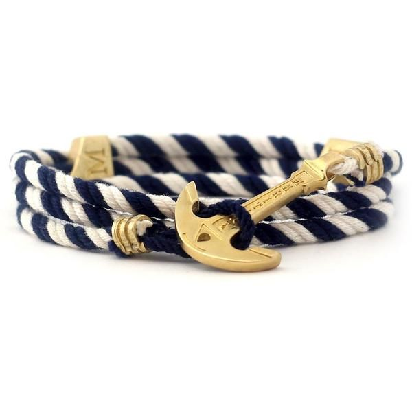 NAUTICAL DOWN Bracelet #bracelet #handcrafted #handmade #style #unique #accessory #fashion #bracelets #jewellery #maritime