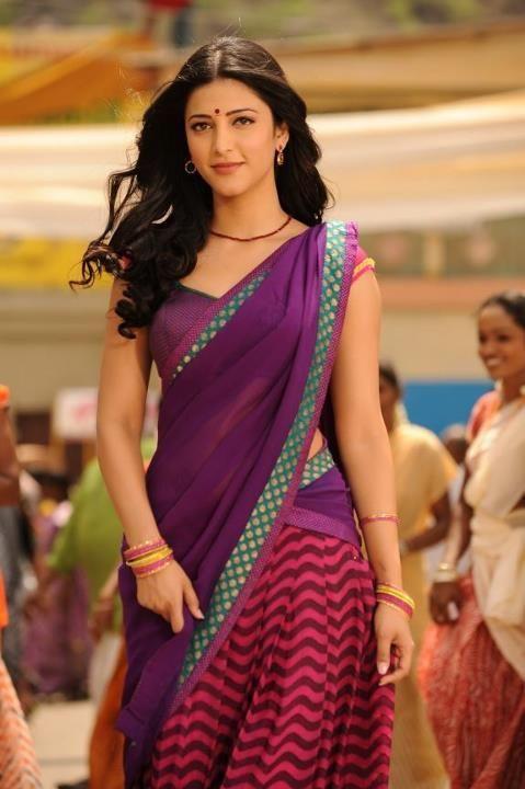 Shruti Haasan at Gabbar Singh Movie