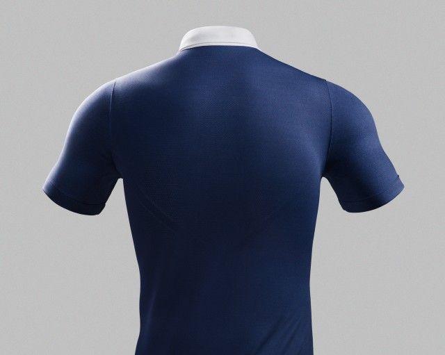 lmaillot de lequipe de france coupe du monde 2014 4   Le maillot de léquipe de France Coupe du Monde 2014   photo nike maillot image footbal...