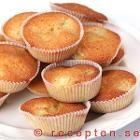 Goda och enkla rabarbermuffins