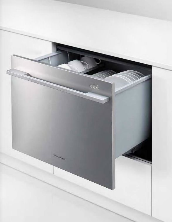 Dish draw tall Fisher & Paykel