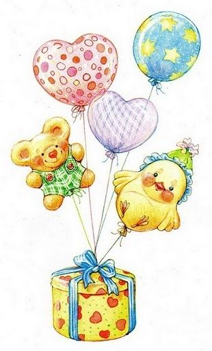 baloons for baby