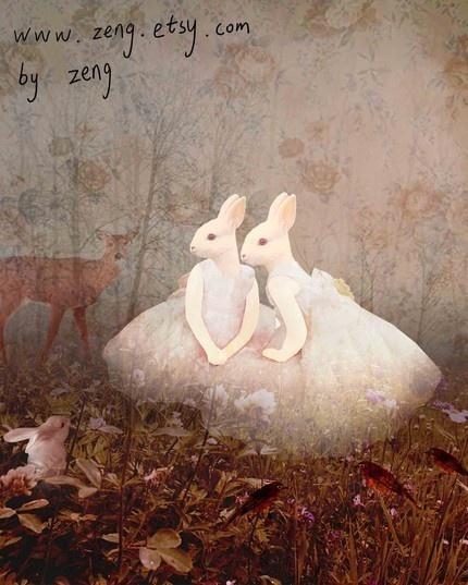 Rabbits & Dresses