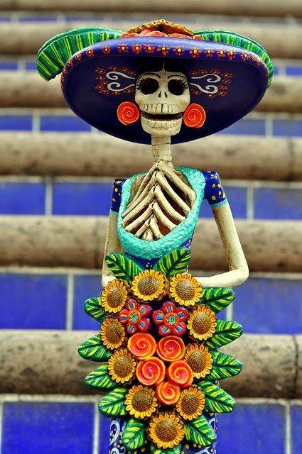 Qué es el día de Muertos en México ~ cositasconmesh