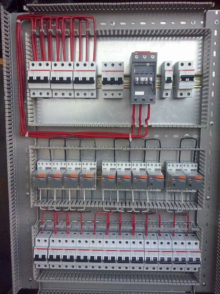 Distribution Board (DB) Electrical Technology Pinterest