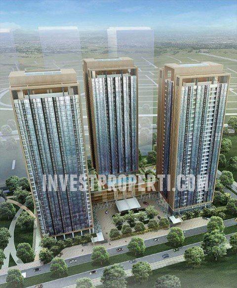Branz BSD apartment in Serpong, Tangerang.