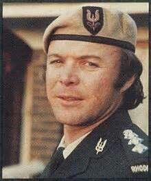 Captain Robert MacKenzie Rhodesian SAS