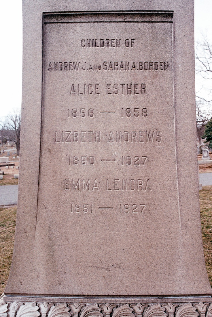 Emma and lizzie borden the borden sisters emma lizzie emma and lizzie
