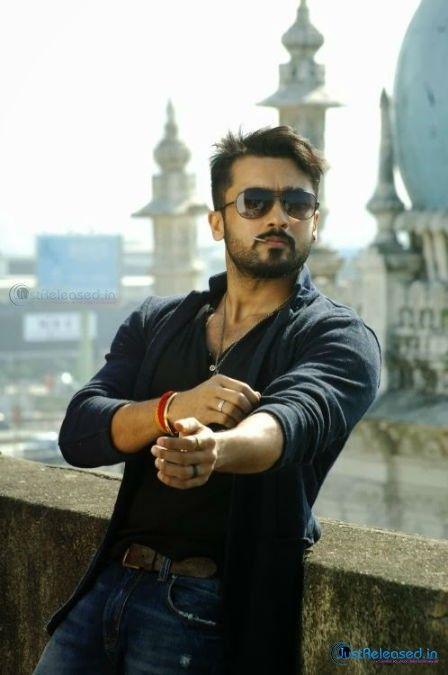Surya in Anjaan Tamil Movie