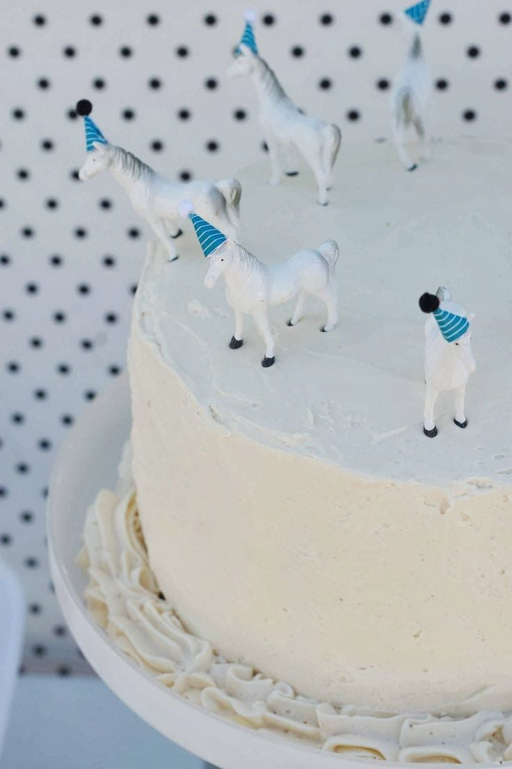 party horse cake