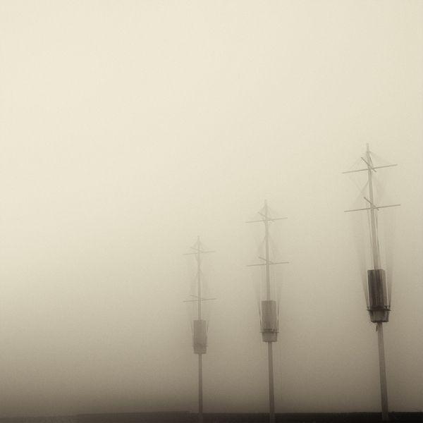Matthias Heiderich - White Noise: Photos, Artists, Foggy, Mists, Minimal Photography, Fog Weather, Matthias Heiderich, White Noise, Hd Photography