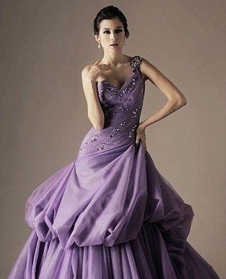 Best Purple Wedding Gown Colors Ideas On Pinterest Purple