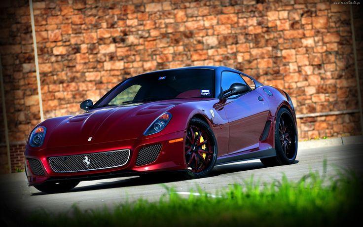 Ferrari, Samochód, 599
