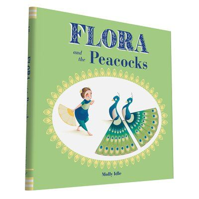 I love this series of books - gorgeous illustrations -- The darling, dancing Flora is back, and this time she's found two new friends: a pair of peacocks! But amidst the fanning feathers and mi...
