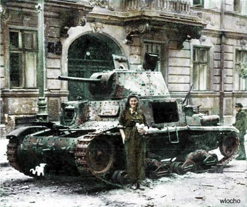 Warsaw - Uprising -1944