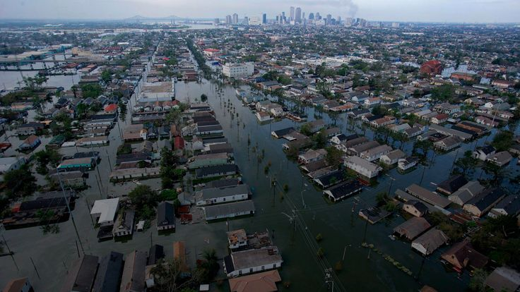 Katrina ten years later: photos of the scarred city - http://www.baindaily.com/katrina-ten-years-later-photos-of-the-scarred-city/