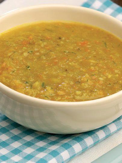 Etli sebze çorbası Tarifi - Bebek ve Çocuk Yemekleri - Yemek Tarifleri