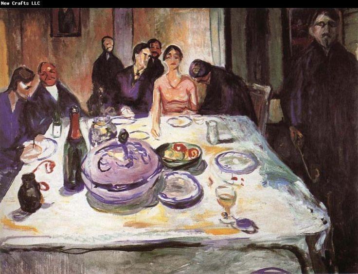 Edvard Munch Wedding