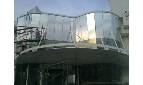 Pusat kaca film gedung ,solargard,oneway,sparta,3m,clear,sandblast,cutting sticker