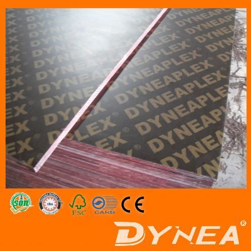72 Hours Boiling Phenolic Film Faced Shuttering Plywood