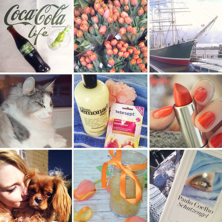 All the lovely moments - one week in pictures. Sunny days, coke life tasting and heart-warming moments. All up on the blog.